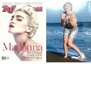 MADONNA ROLLING STONE MAGAZINE SPECIAL ISSUE
